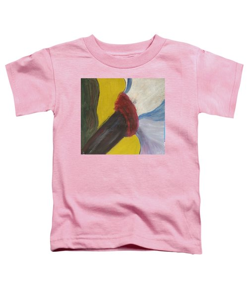 The Wind Blows And Things Fall Toddler T-Shirt
