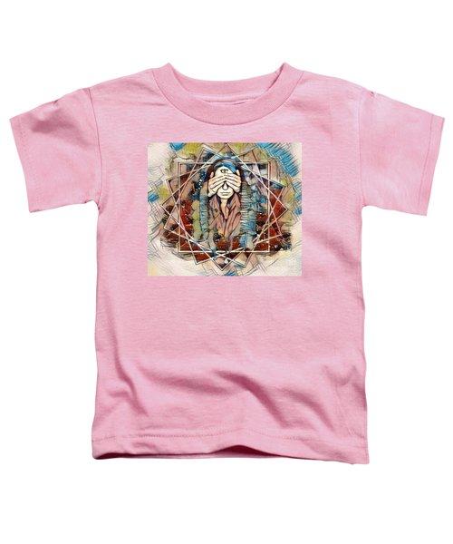 Third Eye - Awakening Toddler T-Shirt