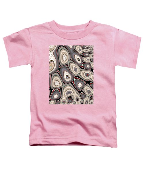 Through The Looking-glass Toddler T-Shirt
