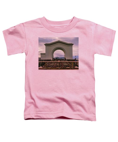 Train To Nowhere Toddler T-Shirt
