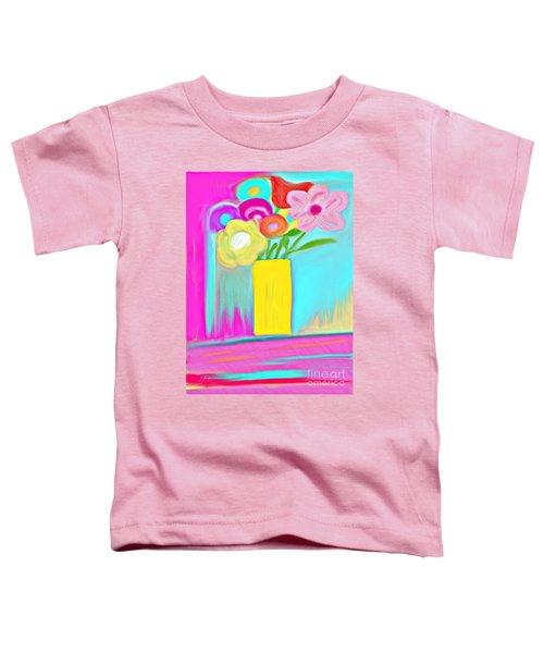 Vase Of Life Toddler T-Shirt