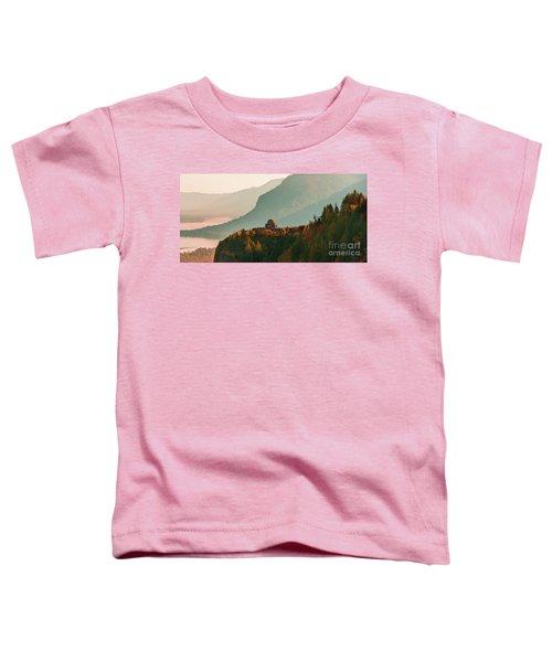 Vista House Toddler T-Shirt
