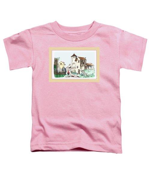 Walk Through Town Toddler T-Shirt