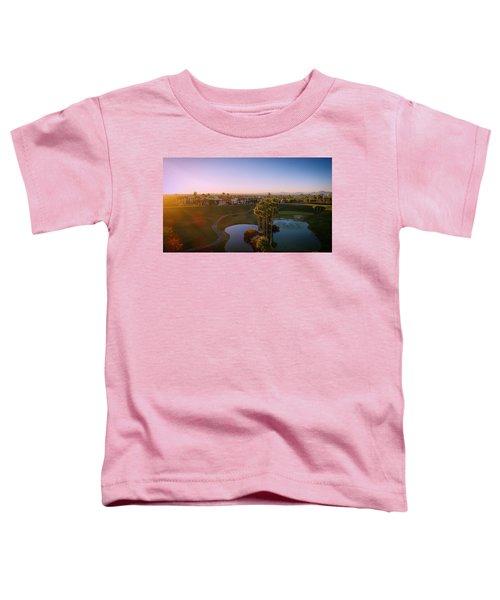 West Coast Vibe Toddler T-Shirt