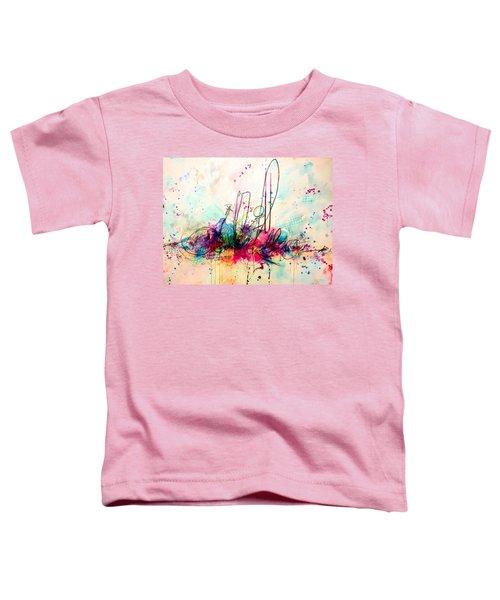 Whisper In My Ear Toddler T-Shirt