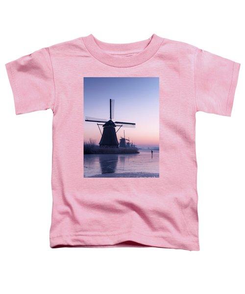 Winter Skater Toddler T-Shirt