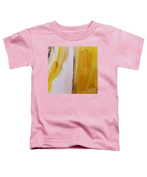 Yellow #5 Toddler T-Shirt