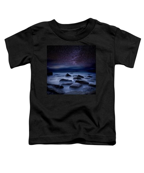 Where Dreams Begin Toddler T-Shirt