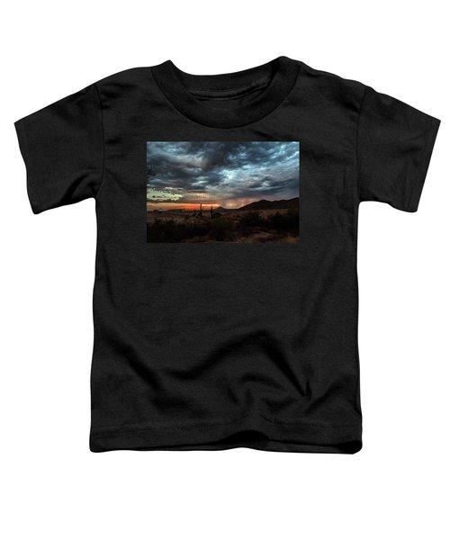 Sunset Toddler T-Shirt