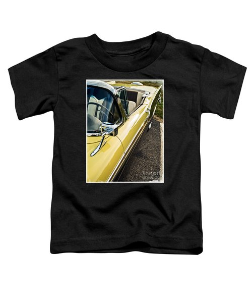1957 Ford Fairlane 500 Skyliner Retractable Hardtop Convertible Toddler T-Shirt