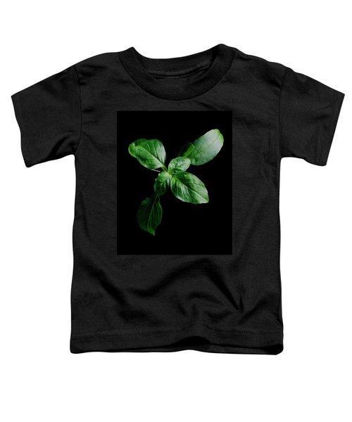 A Sprig Of Basil Toddler T-Shirt