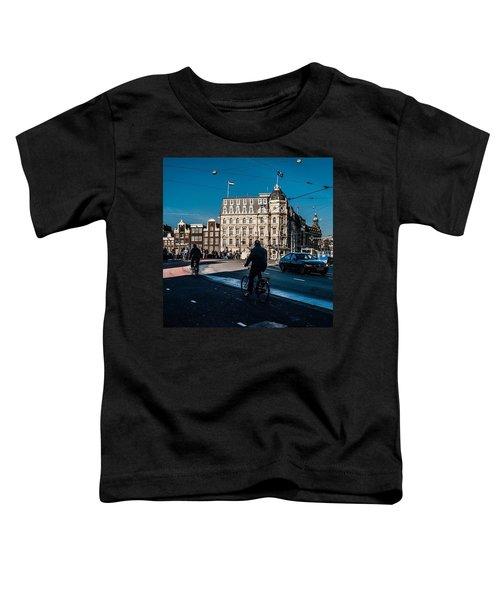 Amsterdam Toddler T-Shirt