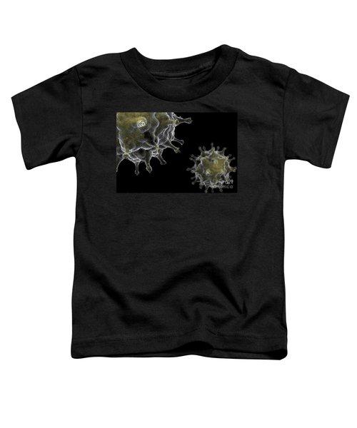 Avian Influenza Virus H5n1 Toddler T-Shirt