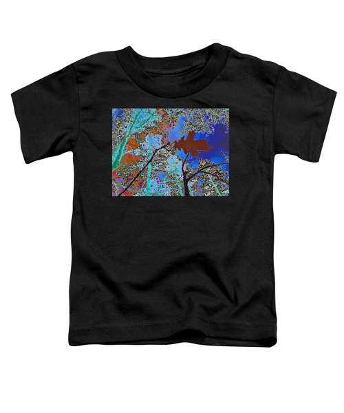 before the descent BLUE Toddler T-Shirt
