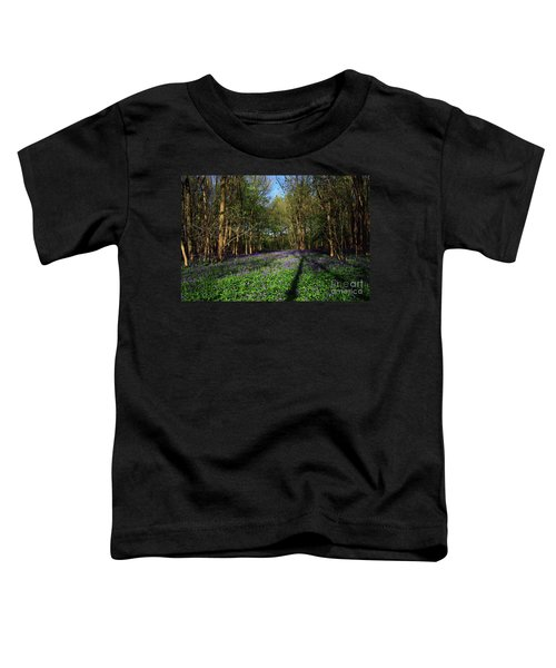 Bluebells Toddler T-Shirt