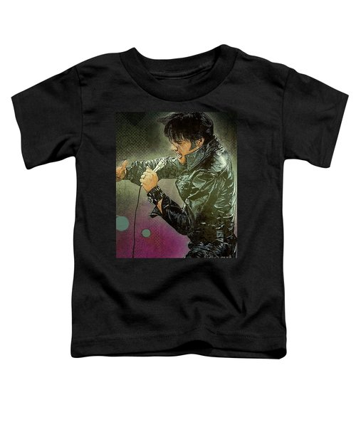 Elvis  Toddler T-Shirt