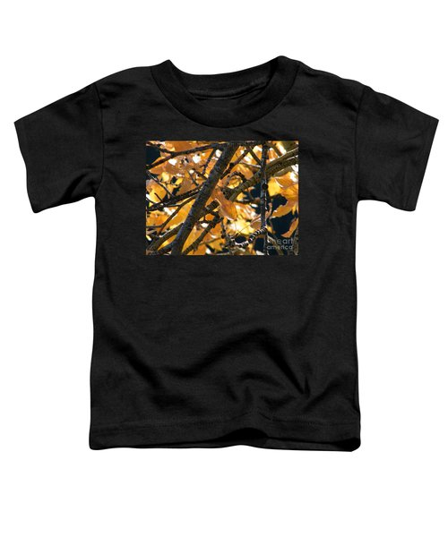 Fall Leaves Toddler T-Shirt