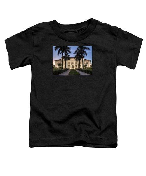 Flagler Museum Toddler T-Shirt