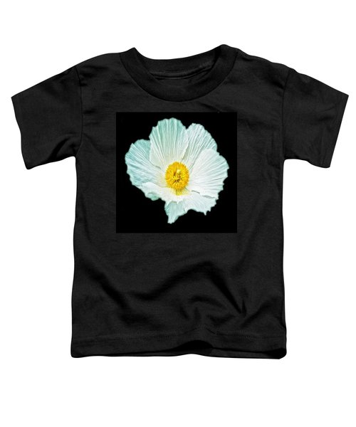 Flower 3 Toddler T-Shirt