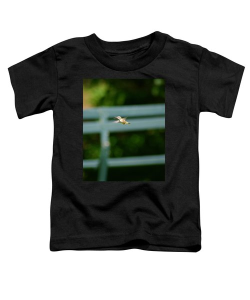 Hummer In Flight Toddler T-Shirt