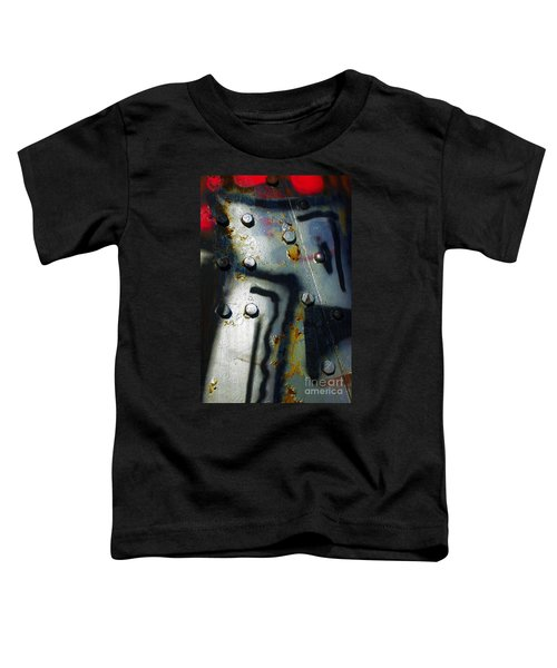 Industrial Detail Toddler T-Shirt