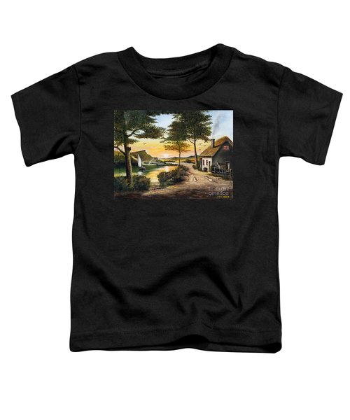 Irish Retreat Toddler T-Shirt