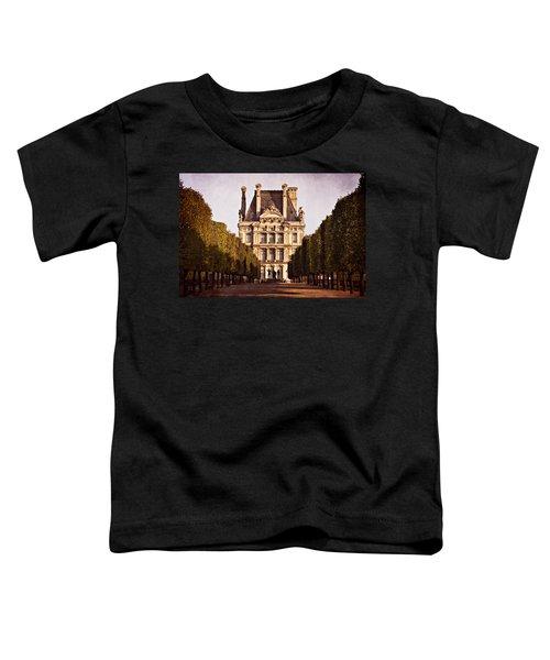 Jardin Des Tuileries / Paris Toddler T-Shirt