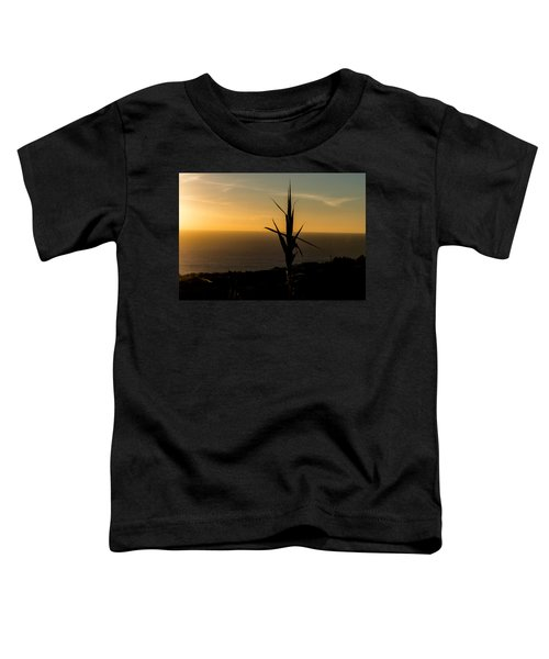 One At Sunset Toddler T-Shirt