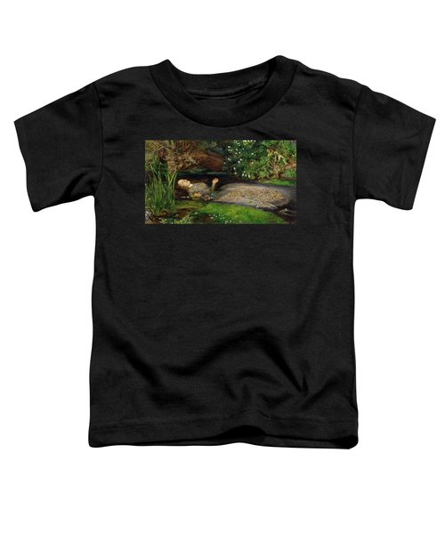 Ophelia Toddler T-Shirt