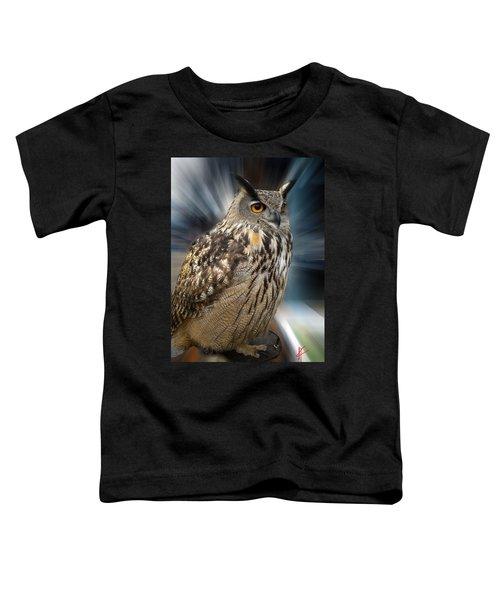 Owl Alba Spain  Toddler T-Shirt