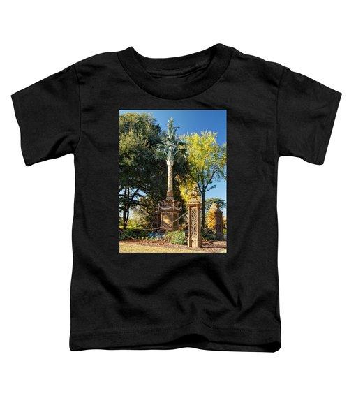 Palmetto Regiment Monument  Toddler T-Shirt