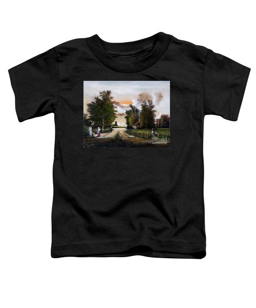 Passing The Time Toddler T-Shirt