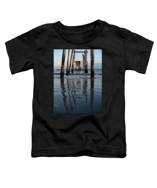 Pier Reflections Toddler T-Shirt