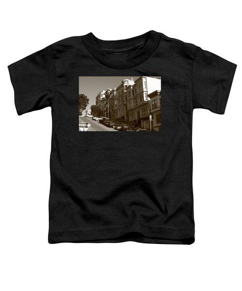 San Francisco Hills  Toddler T-Shirt