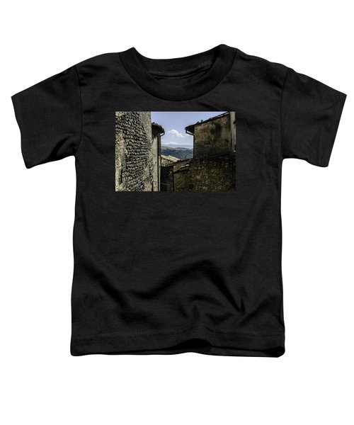 Santo Stefano Di Sessanio - Italy  Toddler T-Shirt