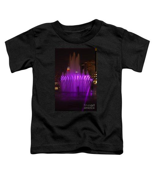 D101l-11 Scioto Mile Riverfront Park Photo Toddler T-Shirt