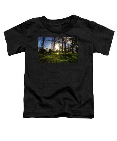 Short Days Long Shadows Toddler T-Shirt