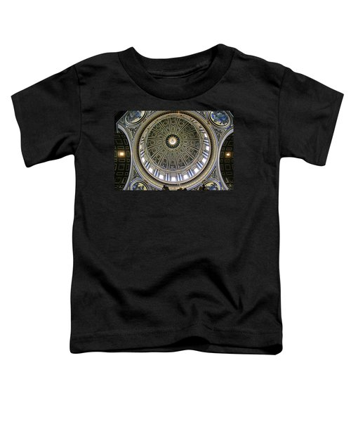 St. Peter's Basilica Dome Toddler T-Shirt
