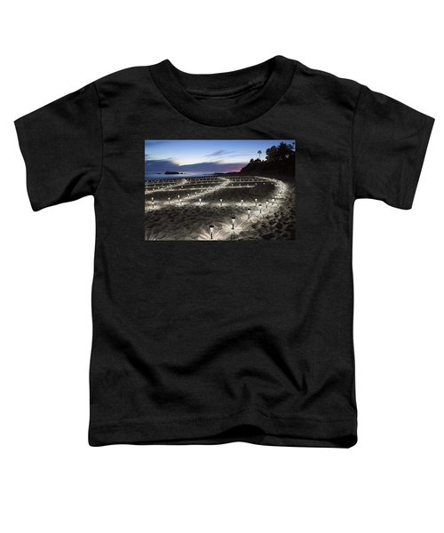 Stars On The Sand Toddler T-Shirt
