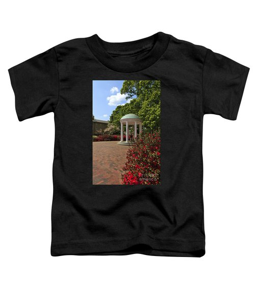 The Old Well At Chapel Hill Toddler T-Shirt