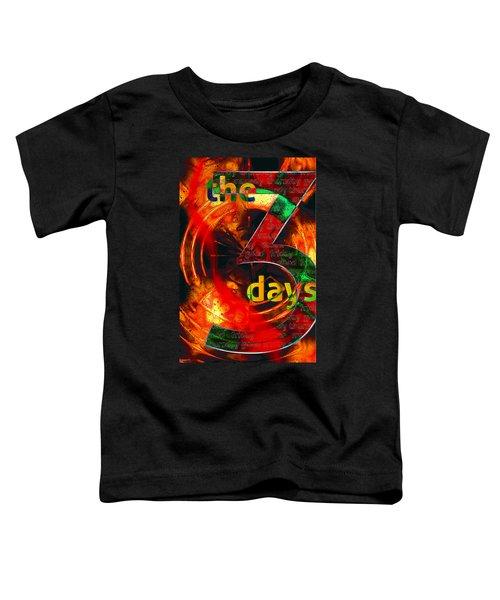 The Three Days Toddler T-Shirt