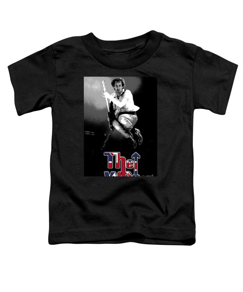 The Who Toddler T-Shirt