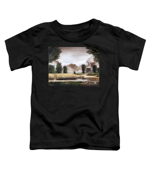 Through The Cornfield Toddler T-Shirt