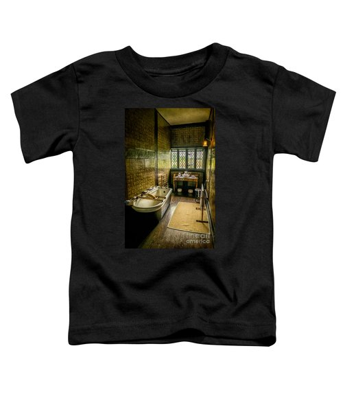 Victorian Wash Room Toddler T-Shirt