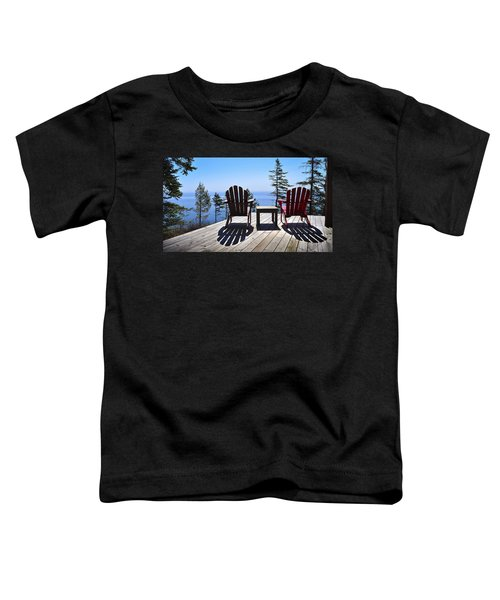 Wish You Were Here Toddler T-Shirt