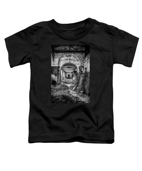 Abandoned Villa Toddler T-Shirt