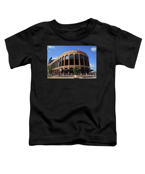 Citi Field - New York Mets 3 Toddler T-Shirt