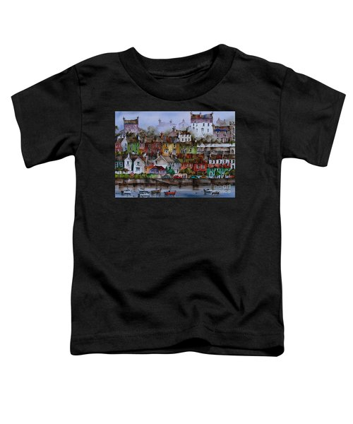 107 Windows Of Kinsale Co Cork Toddler T-Shirt