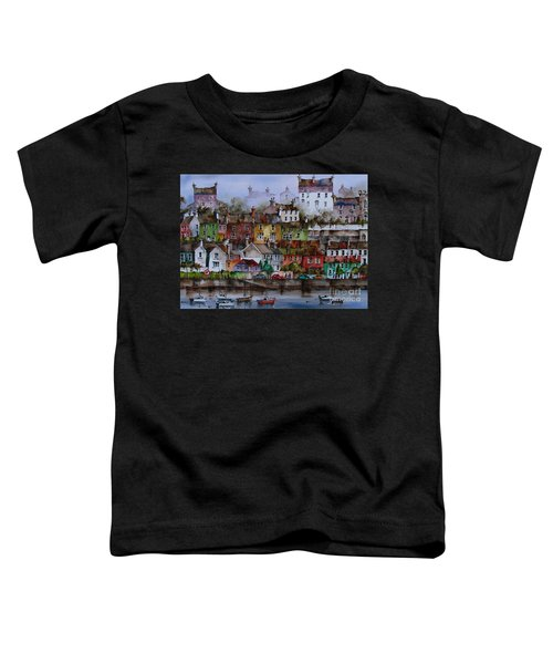 107 Windows Of Kinsale Co Cork Toddler T-Shirt