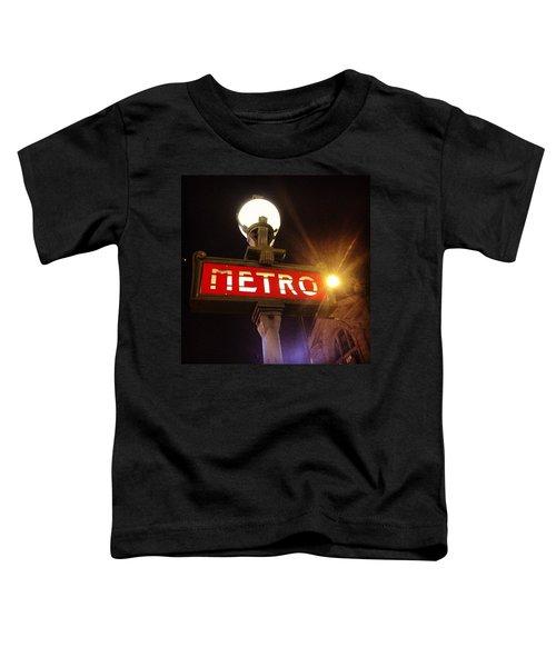 #paris Toddler T-Shirt